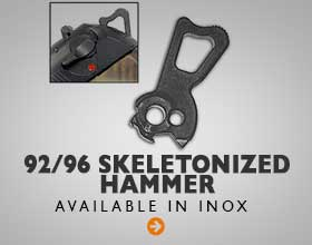 92-96 Skeletonized Hammer