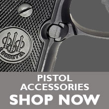 Shop pistol accessories