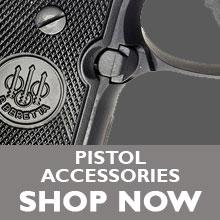 Shop pistol accessories
