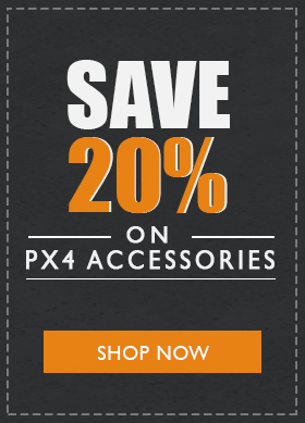 25% Off on Px4 Accessories