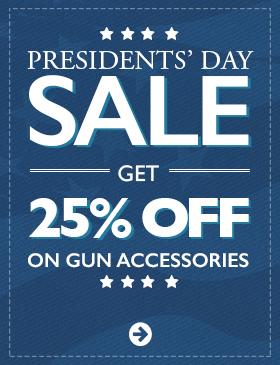 25% Off Gun Accessories