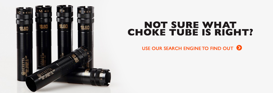 How to select the right choke tube
