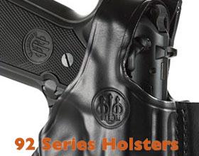 92 series holsters