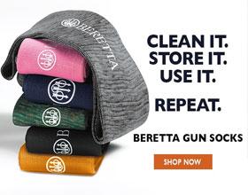 Beretta Gun Socks