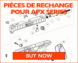 spare parts banner for APX