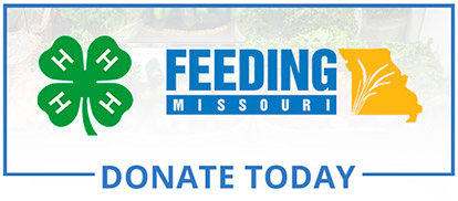 4-H Feeding Missouri — Donate today.
